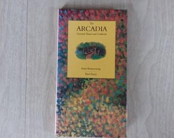 Vintage Cookbook Arcadia Autographed 1986 Anne Rosenzweig