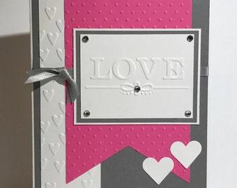 LOVE! Valentine, Hearts