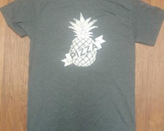 Pineapple Pizza graphic tee