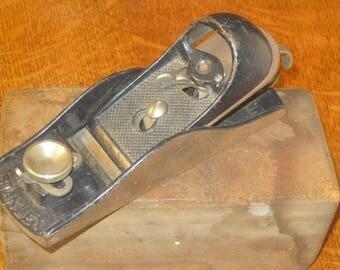 Stanley Block Plane , Stanley Tools , Block Plane , 1940's Stanley Block Plane