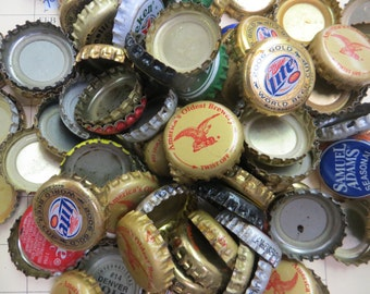 100 bottle caps