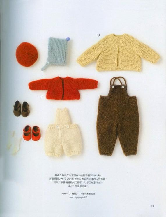 Knit Patterns - Knitting Patterns - Knit Sweater Patterns - japanese knit - j...