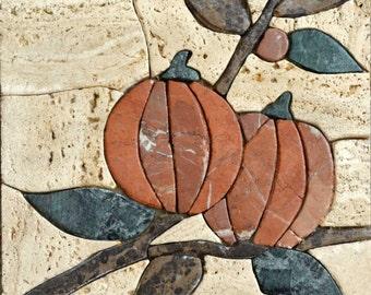 Mosaic Patterns- Pumpkins
