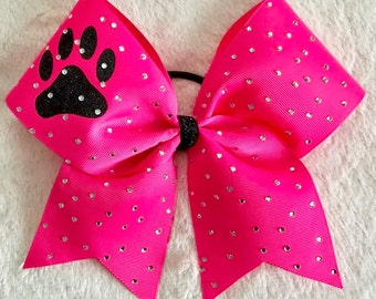 TIGER PAW Cheer Bow