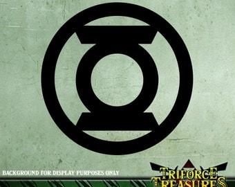 Green Lantern Sticker / Decal