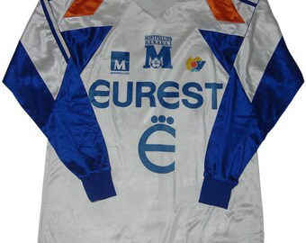 90s adidas Montpellier football shirts made in france