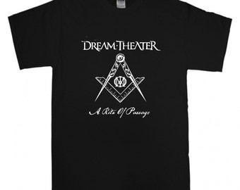 Dream Theater Etsy