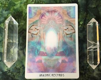 Akashic Records Reading