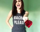 Bachelor Tank Top / bach please / gifts for her / bachelor fan / bachelorette / wine tank / bachelor nation // bachelor monday / nick viall