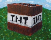 TNT - Original Painting