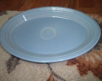 Vintage Fiestaware 13 inch platter