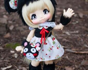 Strawberry Black Kuma set