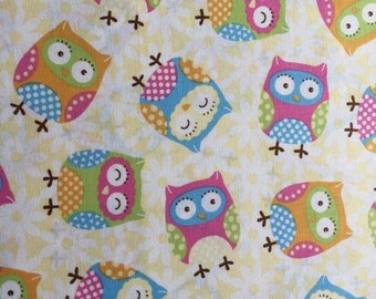 Bright Owls Cushion / Pillow