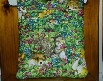 Cute Animal Tablet Sleeve