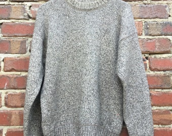 Vintage Sand Knitted Sweater