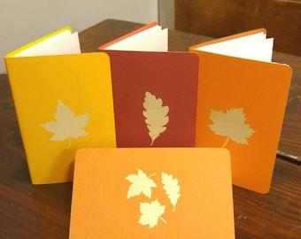 Fall Inspired Pocket Notebook