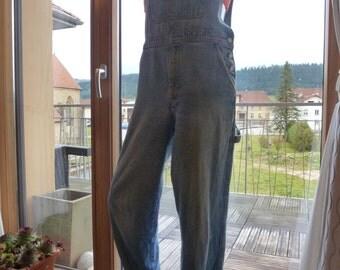 vtg levis overalls