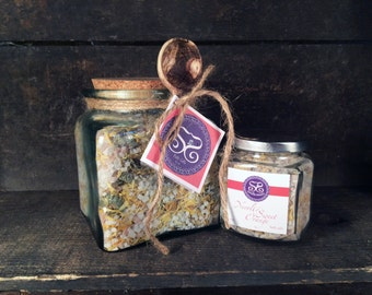 Neroli & Sweet Orange Bath Salts