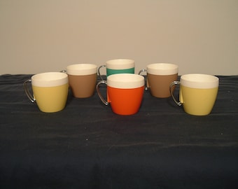 HFC Melamine Coffee Cups