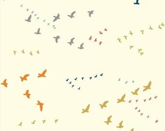 Birch Fabrics Flight Multi