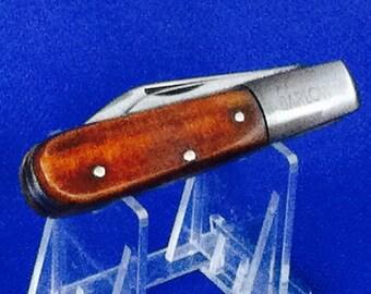 Vintage German Bull Brand / Schmidt Zieglar Barlow Knife