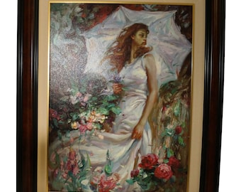 Cao Yong Summer Breeze Giclee On Canvas