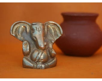 Ganesh, letter protector and bringer of prosperity