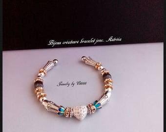 Jewelry designers bracelet rush. Astrèia