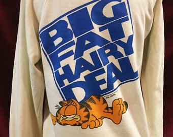 Vintage 1978 Garfield Sweatshirt