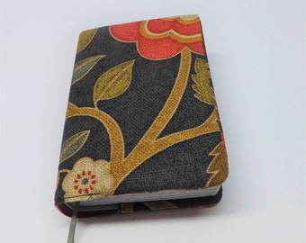 JW Bible Cover NWT 2013-Dark Floral Signature. Not Laminated with clear vinyl.