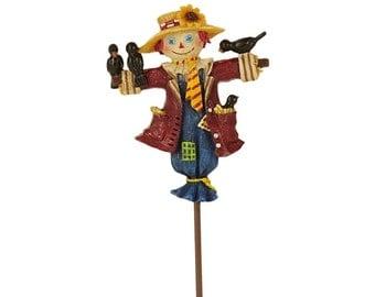 Fairy Garden  - Mini Scarecrow - Miniature