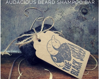 The Black Sheep - Beard Shampoo Bar