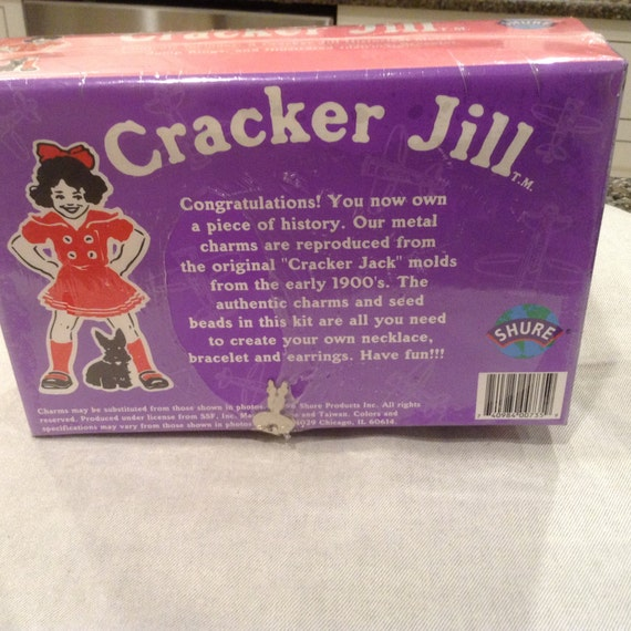 Vintage cracker jill historical metal charm jewelry making kit from 3500 get shipping estimate solutioingenieria Gallery