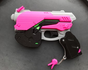 D.Va Light Gun - Overwatch (3D Printed)