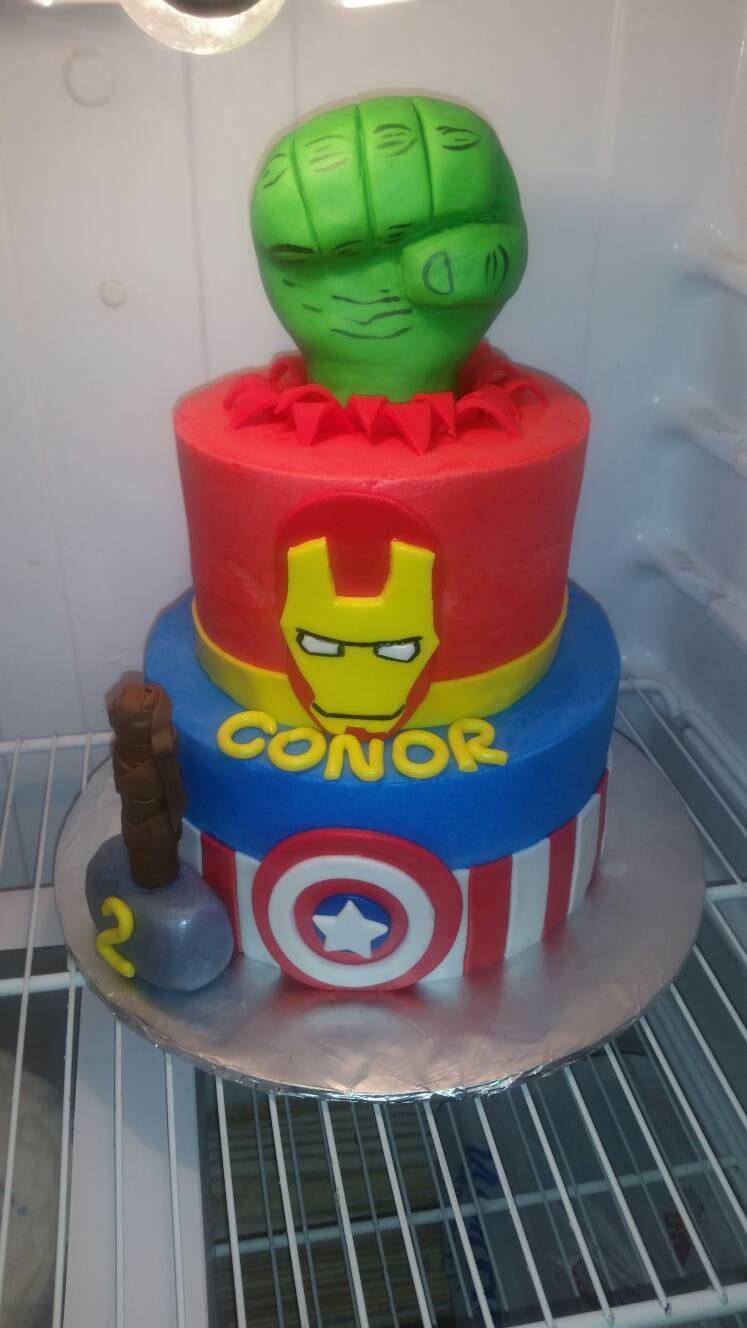 Iron Man Cake Topper Australia