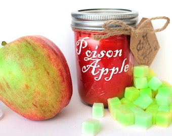 Poison Apple - Soy Wax Candle