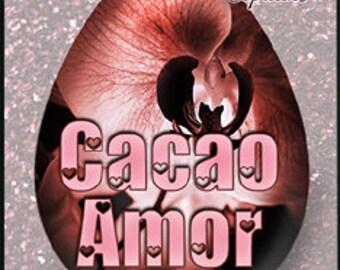 Cacao Amor w/ EoW Copulins - Pheromone Enhanced Perfume for Women - Spring 2017 -Love Potion Magickal Perfumerie