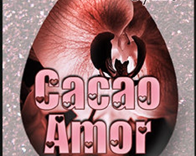Cacao Amor w/ EoW Copulins - Pheromone Enhanced Perfume for Women - Spring 2017 -Love Potion Magickal Perfumerie