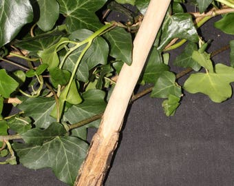 Knotted Hazel Wand - From Stonehenge, UK - for Wisdom - Pagan, Wicca, Witchcraft, Ogham, Folk Magic