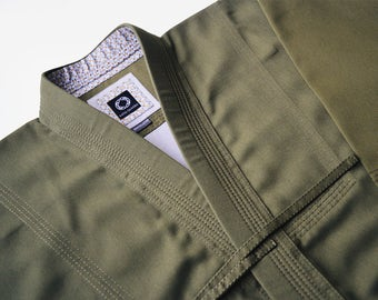Army Green Kendogi - Made to Order & Free Shipping Worldwide