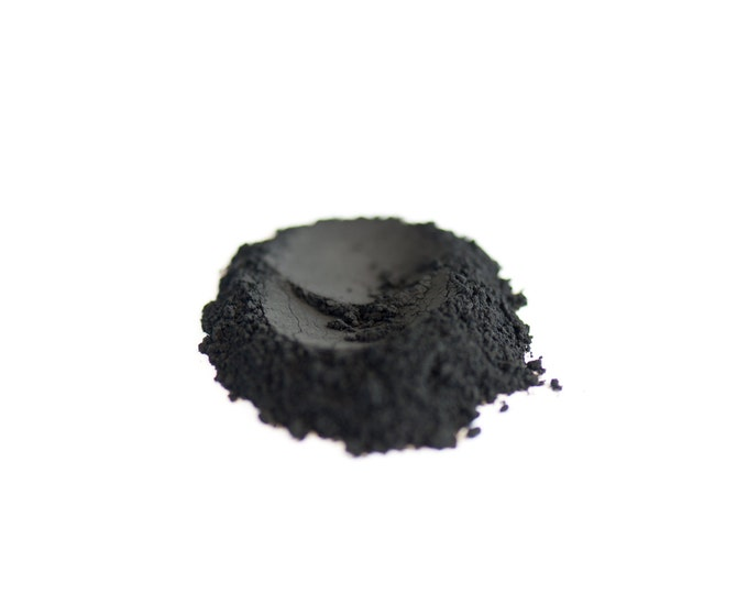Dry or Wet Black Eyeliner Powder
