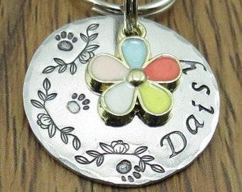 Dog tag, Dog ID tag, Pet tag, Pet ID tag, Cat tag, Cat ID tag, Name tag for dogs, Dog tag for dogs, Personalized pet tag, Custom pet tag