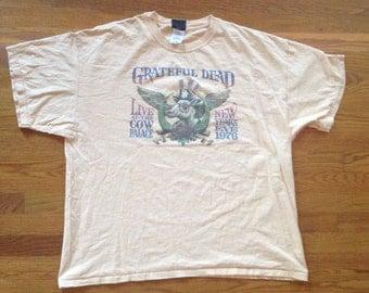 Grateful Dead New Years Eve 1976 Shirt