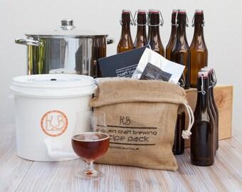 Kit de brassage ultime bière artisanale