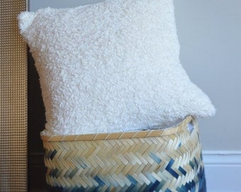 Sherpa Pillow Cover Etsy