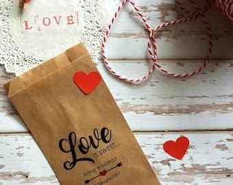 """25 Bags MoD. """"Love is Sweet"""""""