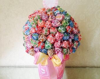 New Baby Lollipop Bouquet! It's a Girl! It's a boy!