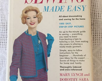 Sewing Made Easy - Vintage Sewing Book