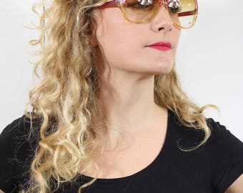 Sunglasses vintage Merryweather of Olivier Monclair Made in France