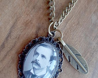 J M Barrie - Charm Necklace